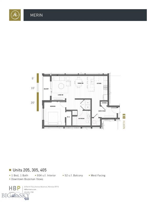 116 N Bozeman Avenue  205, Bozeman, MT 59715