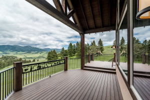 2803 Bridger Hills, Bozeman, MT - Exterior Upper Deck