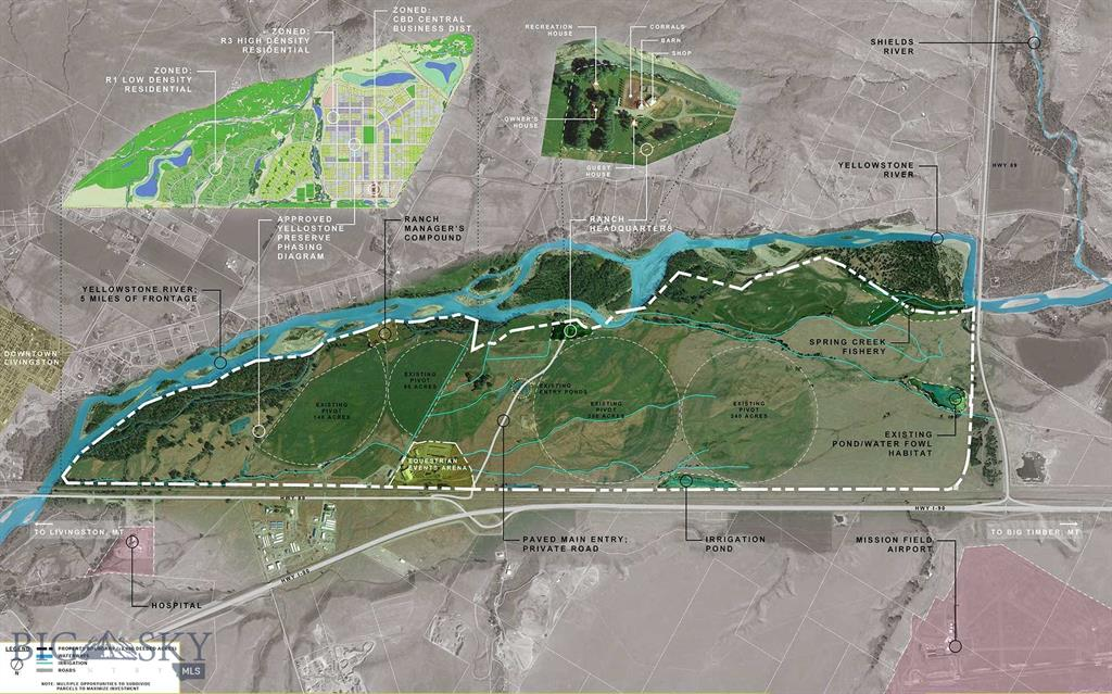 5783  US Highway 89, Livingston, MT 59047