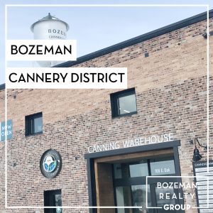 Bozeman Cannery District