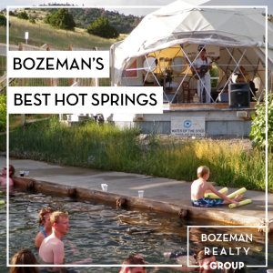 Bozemans Best Hot Springs
