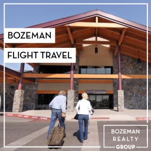 Bozeman Flight Travel
