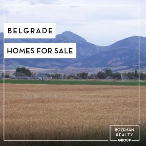 Belgrade Homes For Sale