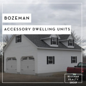 Bozeman Accessory Dwelling Units (ADU)
