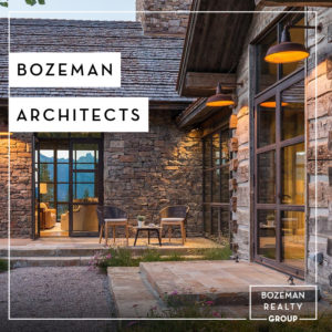 Bozeman Architects