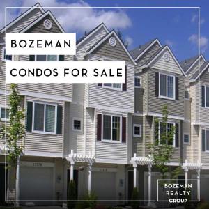 Bozeman Condos For Sale