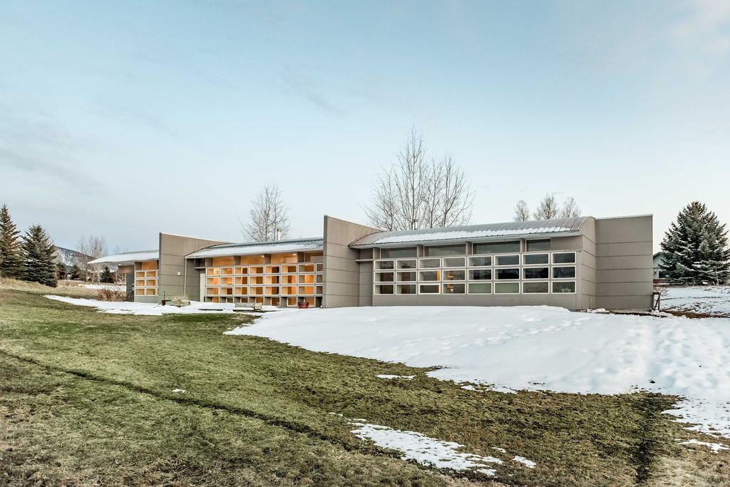 Bozeman Contemporary Homes