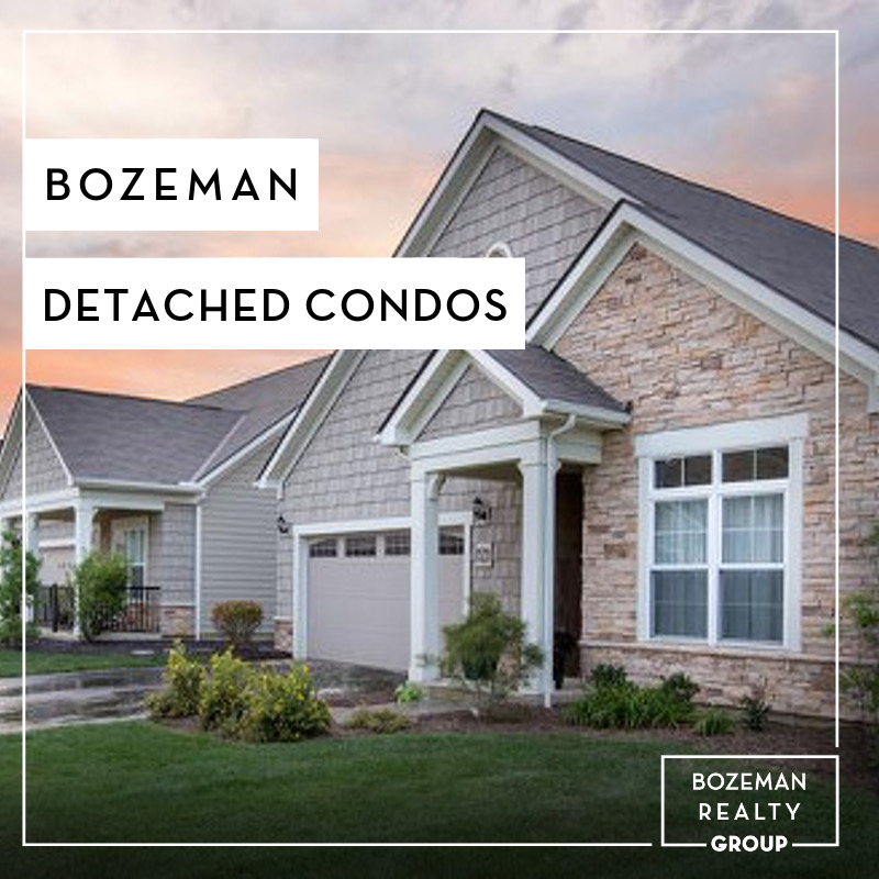 Bozeman detached condos for sale bozeman realty group for Cost to build a house in bozeman mt