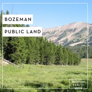 Bozeman Public Land