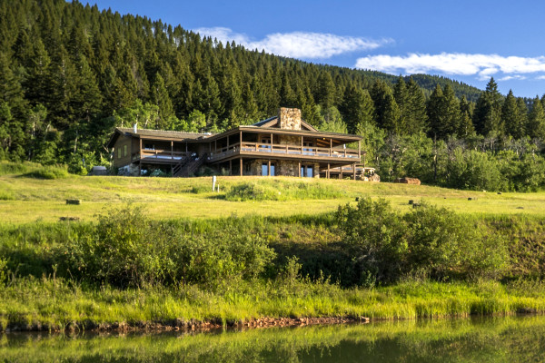 Bozeman Ranch Sold $3,678,000