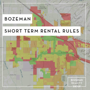 Bozeman Short Term Rental Rules