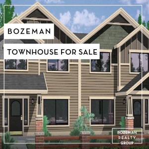 Bozeman Townhouse For Sale