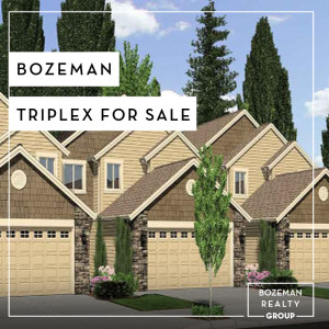 Bozeman Triplex For Sale