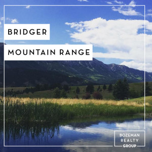 Bridger Mountain Range
