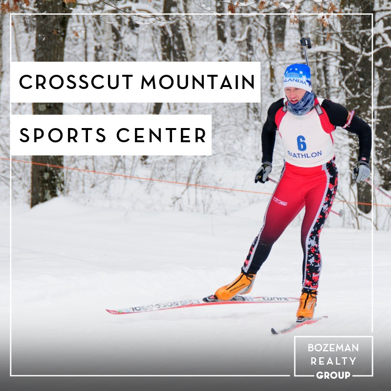 Crosscut Mountain Sports Center