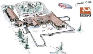 Crosscut Mountain Sports Center Lodge