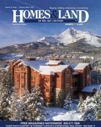 Homes & Land Magazine