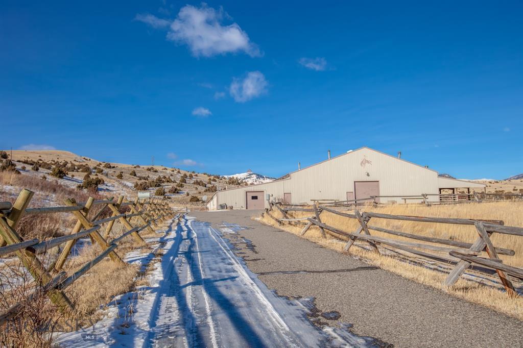 273, 283  Trail Creek Road, Livingston, MT 59047