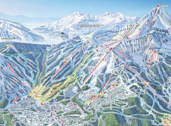 Lone Peak Ski Area