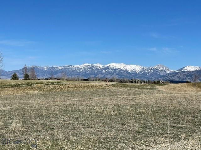 Lot 345  Black Bull Trail, Bozeman, MT 59718