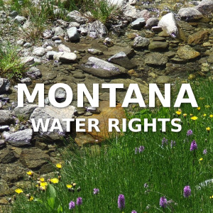 Montana Water Rights