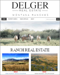 RanchRealEstateGroup.com Website