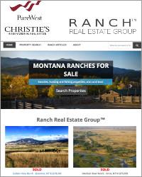 RanchRealEstateGroup.com Website