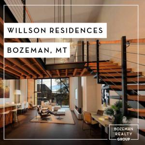 Willson Residences Bozeman MT
